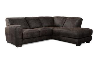 Caesar Left Hand Facing Arm Corner Sofa Outback