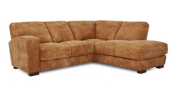 Caesar Left Hand Facing Arm Corner Sofa