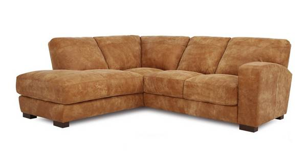 Caesar Right Hand Facing Arm Corner Sofa