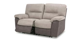 Caldbeck 2-zitter handbediende recliner