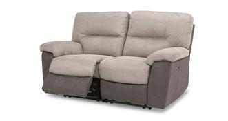 Caldbeck 2 Seater Electric Recliner