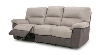 Caldbeck 3-zitter handbediende recliner