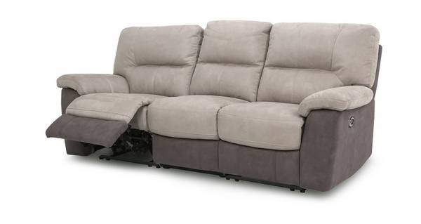 Caldbeck 3 Seater Electric Recliner