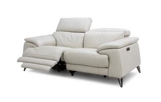2 Seater Electric Recliner New Club