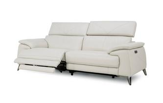 3-zits elektrische recliner New Club