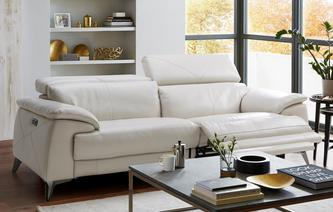 Leather Recliner Sofas In A Range Of Styles Dfs