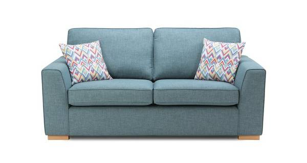 Calypso 3 Seater Removable Arm