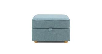 Calypso Storage Footstool