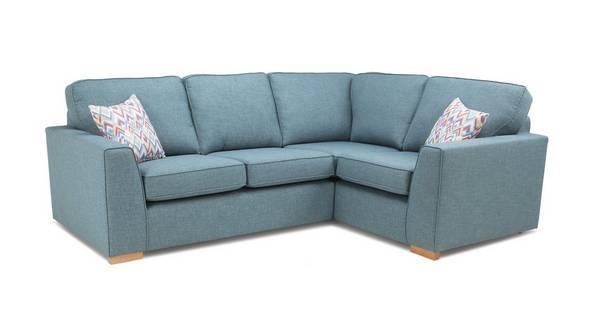 Calypso Left Hand Facing 2 Seater Corner Sofa