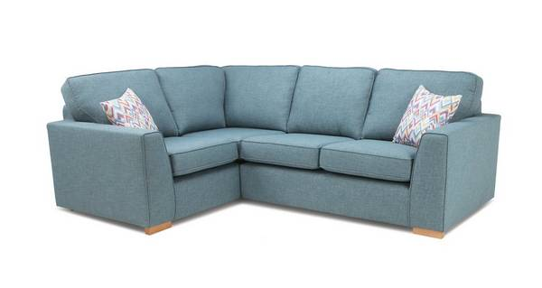 Calypso Right Hand Facing 2 Seater Corner Sofa