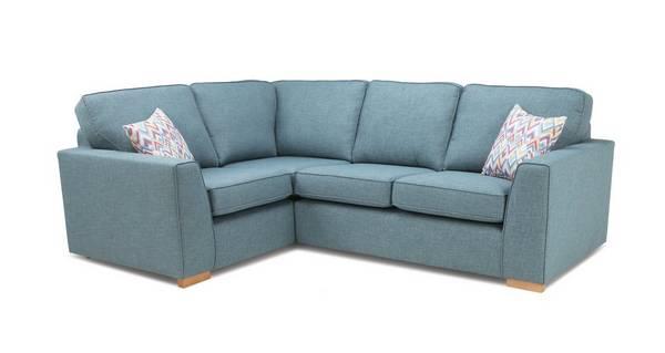 Calypso Right Hand Facing 2 Seater Corner Sofa