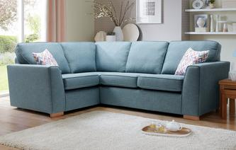 Calypso Right Hand Facing 2 Seater Corner Sofa Revive