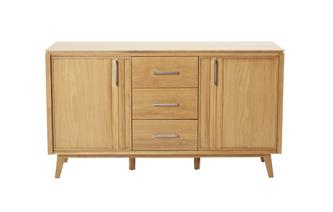 Large Sideboard with 2 Doors & 3 Drawers Camber