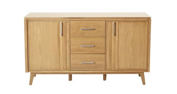 Camber Large Sideboard with 2 Doors & 3 Drawers