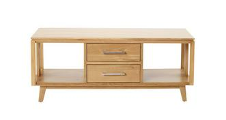 Camber Storage Coffee Table