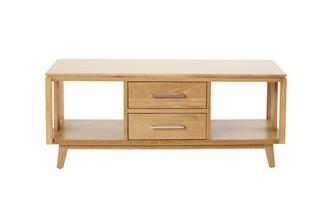 Storage Coffee Table Camber