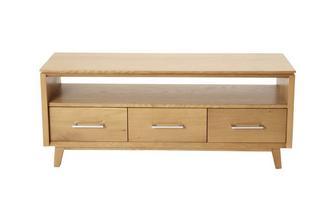 TV Unit 3 Drawer 1 Shelf Camber