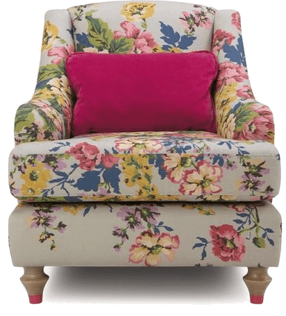 Cambridge Accent Cotton Chair
