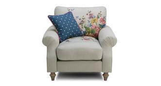 Cambridge Cotton Armchair
