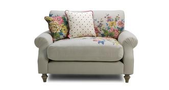 Cambridge Cotton Cuddler Sofa