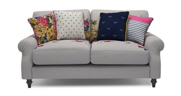 Cambridge Cotton 2 Seater Sofa