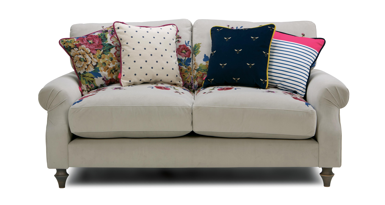 Phenomenal Cambridge Velvet 2 Seater Sofa Uwap Interior Chair Design Uwaporg