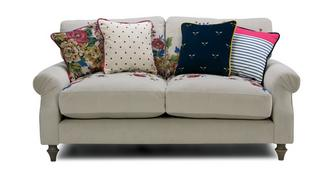 Cambridge Velvet 2 Seater Sofa