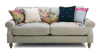 Cambridge Cotton 3 Seater Sofa