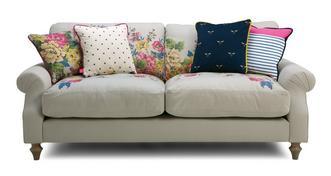 Cambridge Cotton 3 Seater Sofa