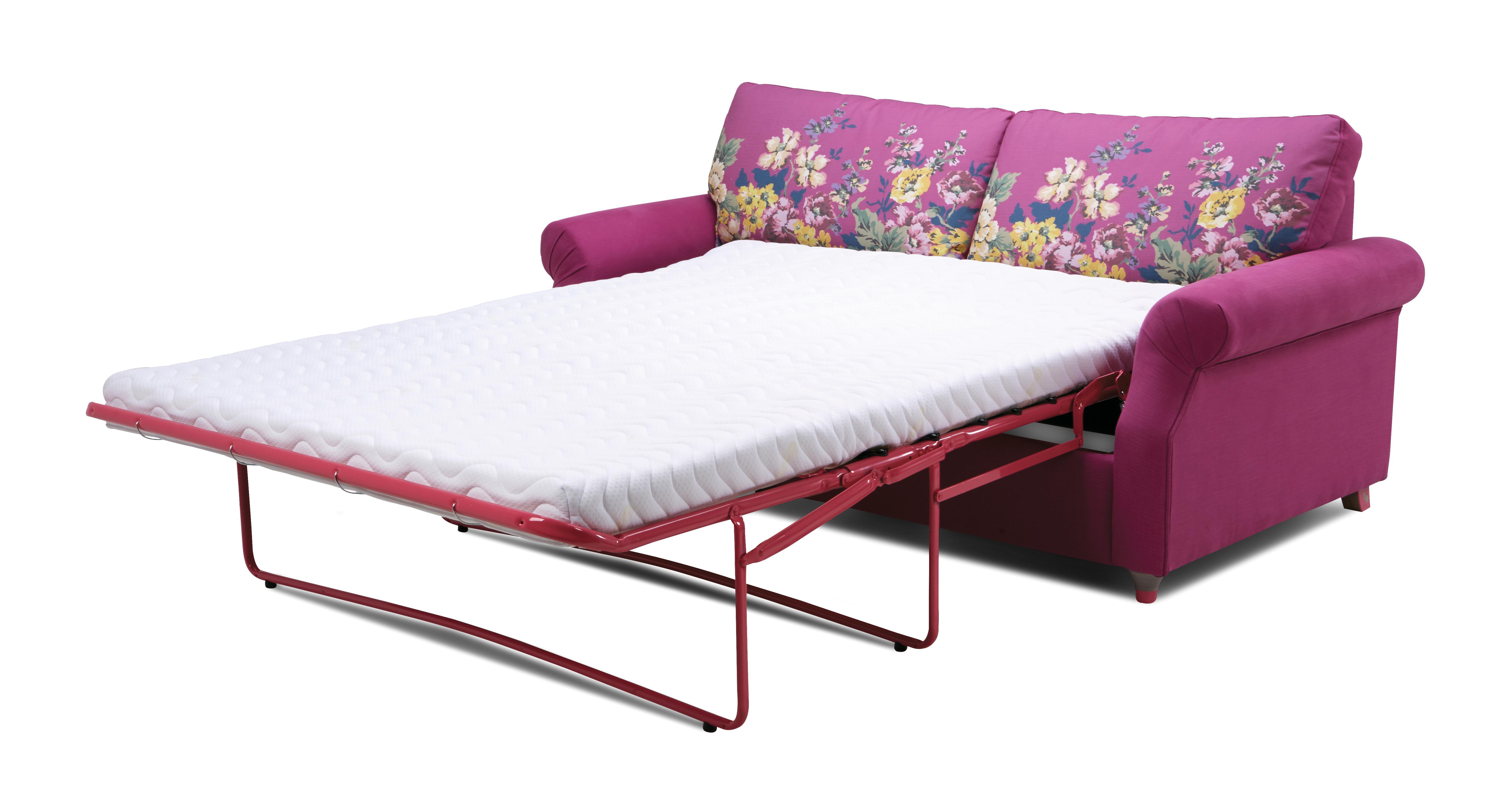 Sensational Cambridge Cotton 3 Seater Supreme Sofa Bed Andrewgaddart Wooden Chair Designs For Living Room Andrewgaddartcom