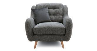 Camden Plain Armchair