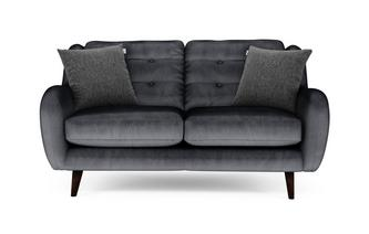 Velvet 2 Seater Sofa Camden Velvet