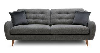 Camden Plain 4 Seater Sofa