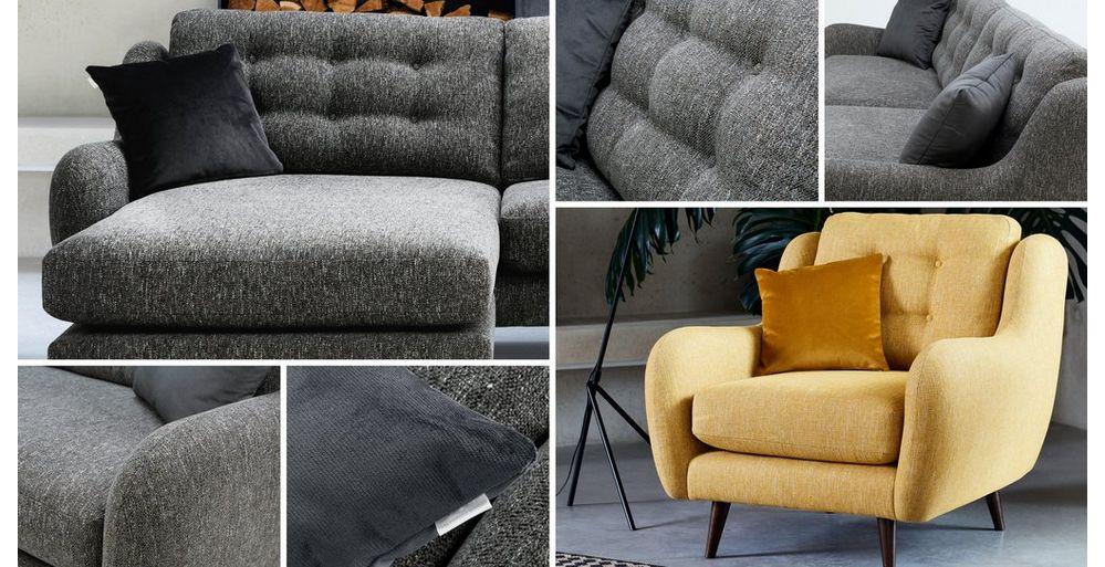 Угловой диван Camden