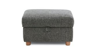 Camden Plain Storage Footstool