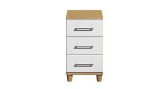 Carbis 3 Drawer Narrow Chest