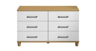 Carbis 6 Drawer Chest