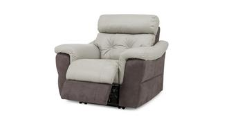 Carello Manual Recliner Chair