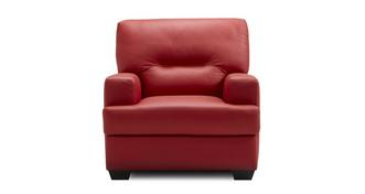 Cargo Leather and Leather Look Armchair