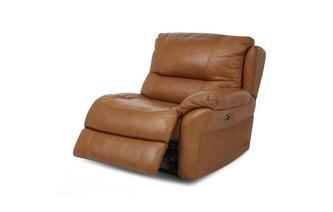 Right Hand Facing Arm 1 Seater Power Recliner Unit Palatial