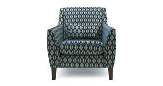 Carmen Pattern Accent Chair