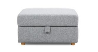 Carmen Large Storage Footstool