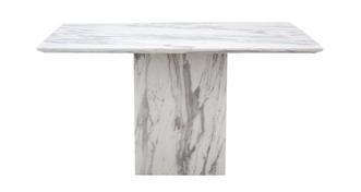 Carrera Fixed Dining Table