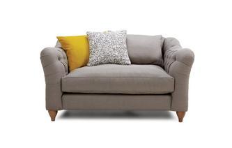 Snuggler Sofa Casper Linen