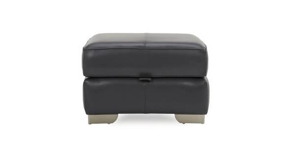 Cassidy Storage Footstool
