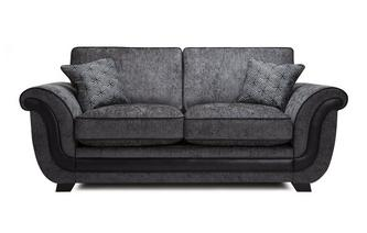2 Seater Formal Back Sofa