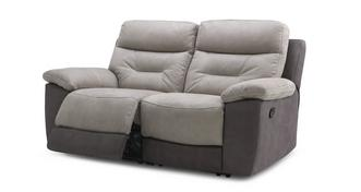 Castello 2 Seater Manual Recliner