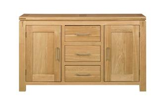Groot dressoir American Oak