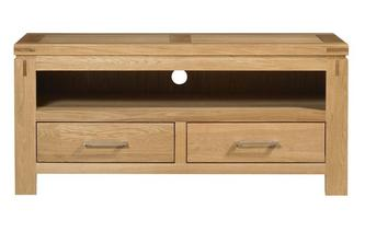 Kleine Media Unit American Oak