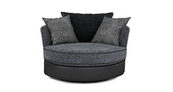 Cayanne Large Swivel Chair